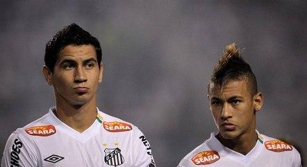 Ganso está sem espaço no Fluminense