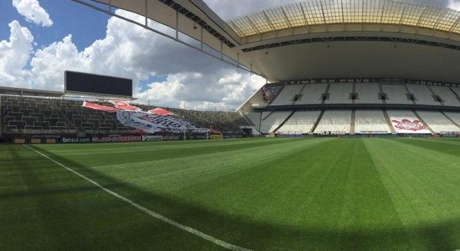 Arena Corinthians será disponibilizada para testes da covid-19