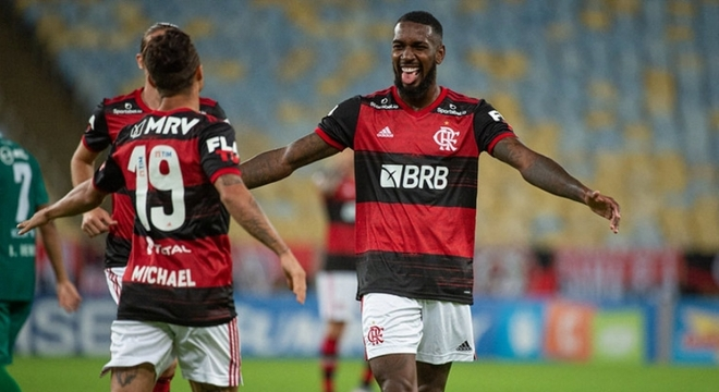 Gerson é um dos sonhos de Jorge Jesus no Benfica