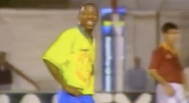 Não, não é brincadeira: Amaral vendeu a medalha de bronze conquistada em Atlanta 1996
