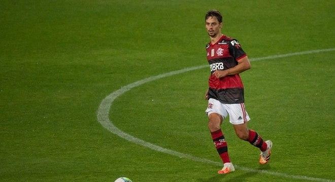 Zagueiro Rodrigo Caio foi diagnosticado com covid-19