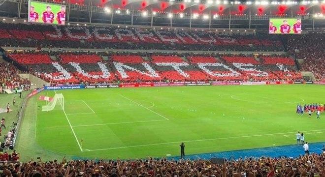 Flamengo contará com o apoio da Nação diante do Grêmio, no Maracanã