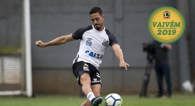 Jean Mota não está nos planos de Jorge Sampaoli e deve deixar o Santos