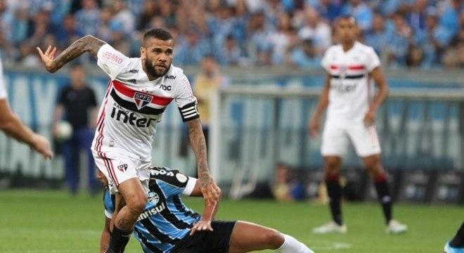 São Paulo busca quebrar tabu contra o Grêmio
