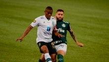 Após falha bizarra, Palmeiras busca empate com o América-MG