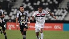 De volta aos gramados, Rojas pode ser opção para o ataque do São Paulo