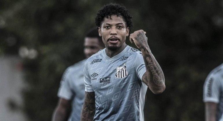 Marinho não vai ter chances de se tornar artilheiro isolado do Brasileirão