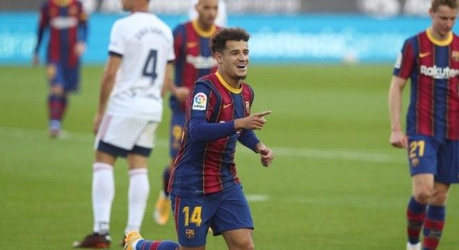 Depois de passagem frustrante pelo Barça, Coutinho pode voltar a Inglaterra