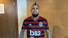 Flamengo iniciou conversas para contratar Vidal, diz jornal italiano