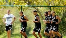 Corinthians treina em cidade fluminense e se hospeda na capital carioca