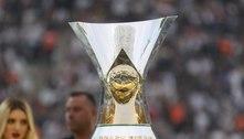 Brasileirão terá Flamengo x Palmeiras logo na primeira rodada