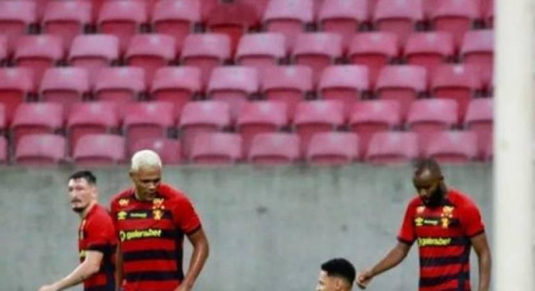 Sport vence na estreia de treinador neste sábado (24), pelo Campeonato Pernambucano