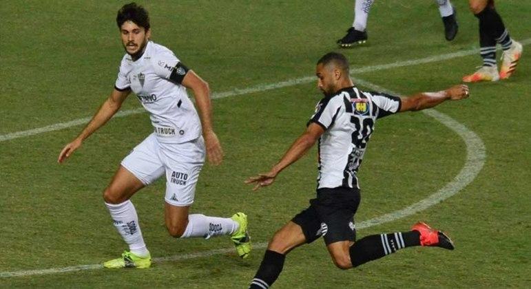 Galo confirma liderança no Mineiro com vitória contra Athletic de São João Del Rey