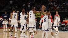 Estados Unidos são favoritos em Tóquio, mas tem reinado no basquete ameaçado