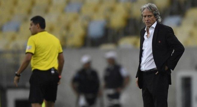 Jorge Jesus está perto de conquistar dois títulos pelo Flamengo