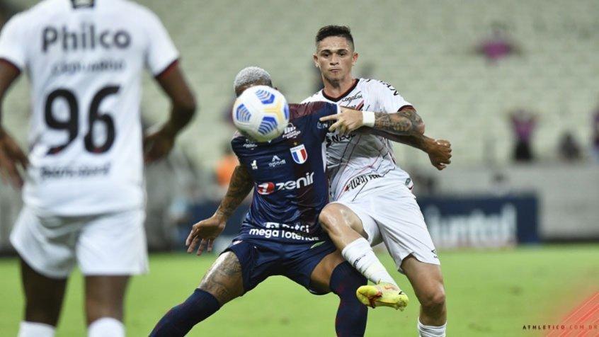 Valentim analisa mais uma derrota do Athletico no Brasileirão
