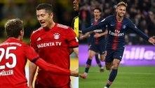 Com Lewandowski em 1º e Neymar no top 10, jornal divulga ranking final dos 100 melhores do mundo