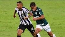 Atlético-MG supera o jovem time do Palmeiras e fecha Brasileirão em 3º