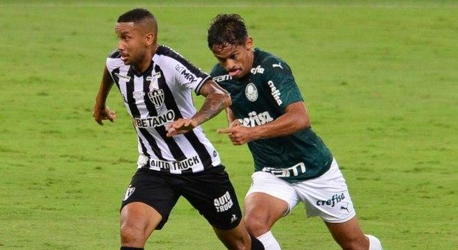 Palmeiras jogou com um time alternativo, pensando na Copa do Brasil