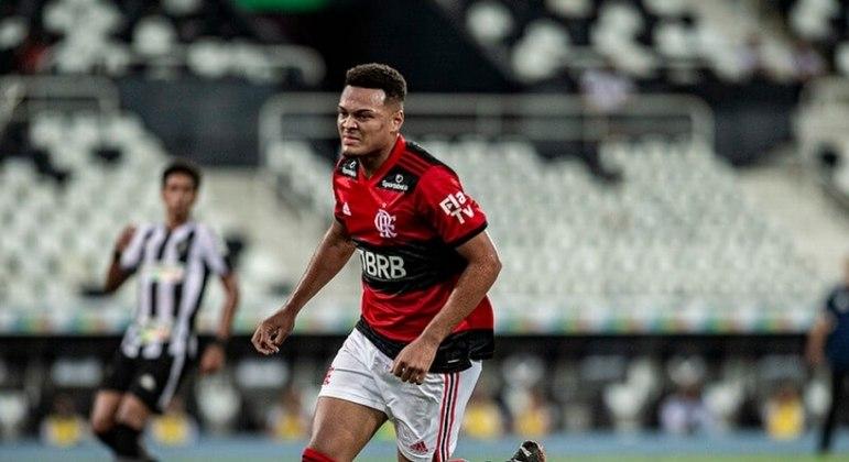 Rodrigo Muniz já marcou 5 gols no Campeonato Carioca