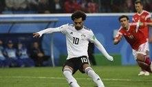 Salah quer jogar Olimpíadas de Tóquio pelo Egito, diz treinador