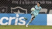 Gatito Fernández, do Botafogo, está com covid-19