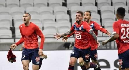 Lille terá o Nice como próximo adversário