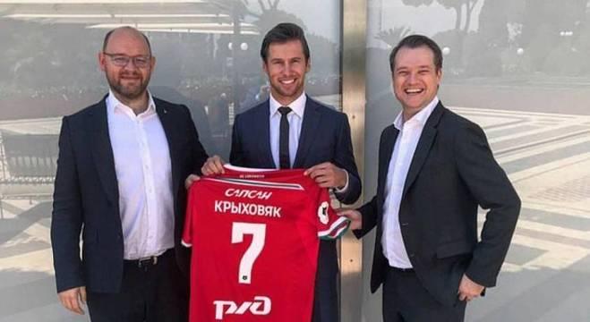PSG confirma empréstimo de Krychowiak ao Lokomotiv Moscou - Lance ... 823b024e0c4ff