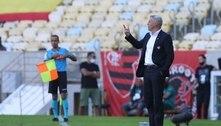 Crespo, sobre derrota do São Paulo: 'Um resultado difícil de digerir'