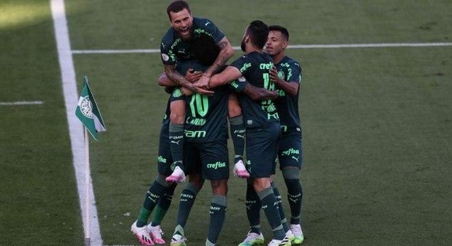 Palmeiras faz início bem parecido com 2018, quando acabou como campeão
