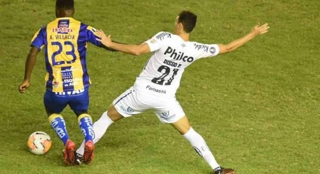 Peixe está próximo de conseguir classificação na Libertadores