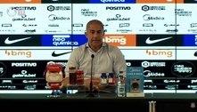 Sylvinho ressalta bom nível do Corinthians: 'Muito bonito de se ver'