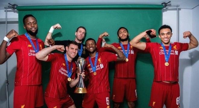 Liverpool vence o Flamengo na final do Mundial