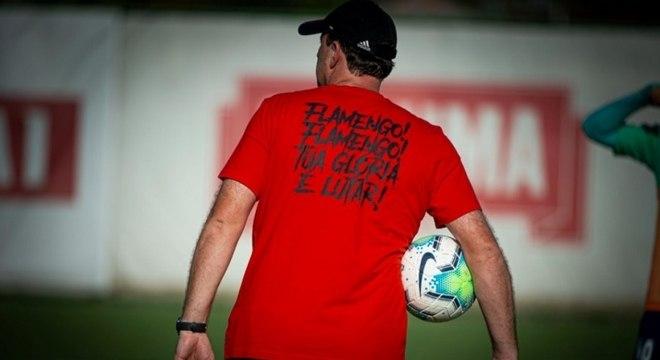 Chegada com moral, quedas e redenção para 'eternizar': o início do intenso roteiro de Ceni no Flamengo