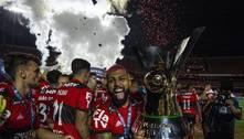 Após título, Gabigol se empolga: 'Flamengo é Real Madrid do Brasil'