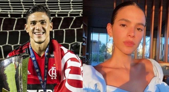 Pedro decidiu mudar o visual e desagradou a atriz Bruna Marquezine