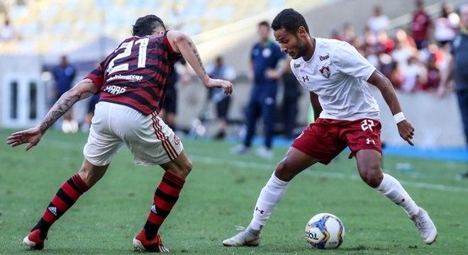 Flamengo e Fluminense se enfrentam pela terceira vez no ano