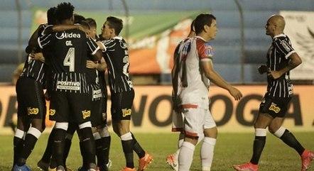 Classificação renderia R$ 1,35 milhão ao Corinthians