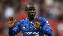 Kanté é dispensado da França por lesão e preocupa Chelsea