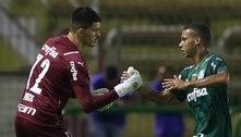 Palmeiras bate recorde do século em utilização de jogadores da base