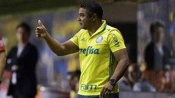 Roger vê Palmeiras em 'altíssimo nível' tática, técnica e fisicamente ()