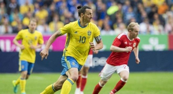 Ibrahimovic aposentou-se da seleção sueca após a Eurocopa de 2016