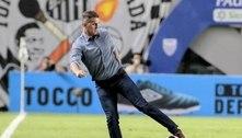 Mancini elogia vitória 'incontestável' do Corinthians e avisa que vai manter rodízio de jogadores