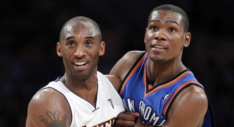Assim como Kobe, Kevin Durant ganha o Oscar de melhor curta-metragem