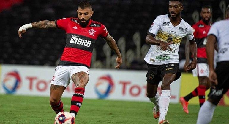 Flamengo e Volta Redonda voltarão a se enfrentar nas semifinais