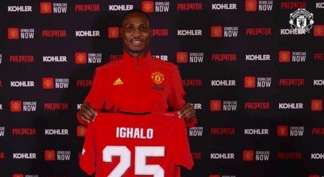 Solskjaer confirma que United ainda não fez acordo por Ighalo
