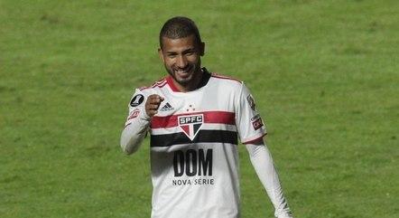 Rojas foi o melhor em campo contra Sporting Cristal