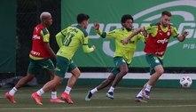 Escalação do Palmeiras: Renan tem trauma no joelho e é mais um desfalque do Verdão