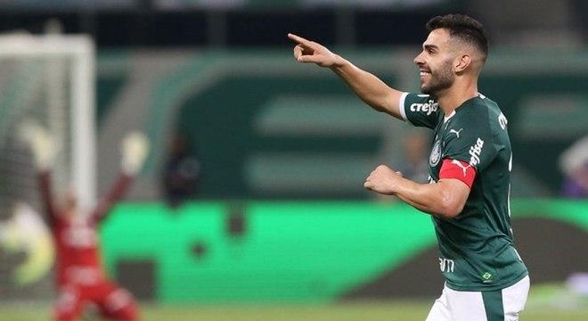 Bruno Henrique marcou nove dos seus 14 gols no ano passado