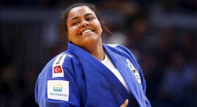 Maria Suelen Altheman conquista a medalha de bronze, em Abu Dhabi